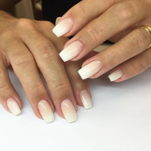 faded-french-manicure-nails