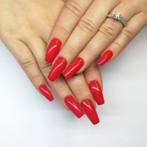 red-nails