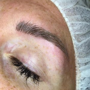 Eyebrow-brown-pigment
